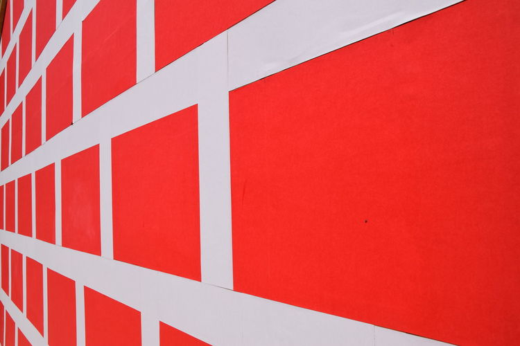 """""""Paper City"""" wall, a Hull City of Culture 2017 exhibition Architecture Backgrounds Building Exterior Built Structure Close-up Day Full Frame Hull Hull 2017 Hull City Of Culture 2017 No People Outdoors Paper Red Wall Wall - Building Feature"""