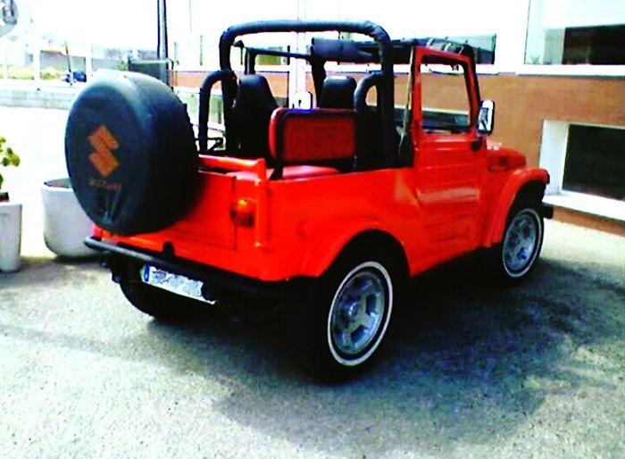 Jeep Or Suzuki First Eyeem Photo