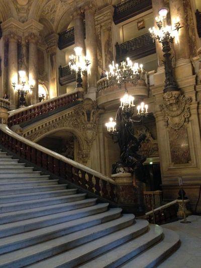 Paris, je t'aime 19th Century Grand Interior Interior Design Opéra Palais Palais Garnier Palais Garnier Opera House Paris Paris Je T Aime Paris Opera Paris ❤ Paris, France