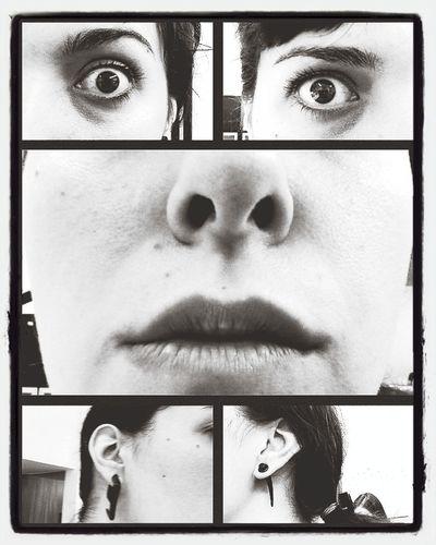 Me & Myself Capa Filter Autoportrait Autodeconstrucción Don't Be Square