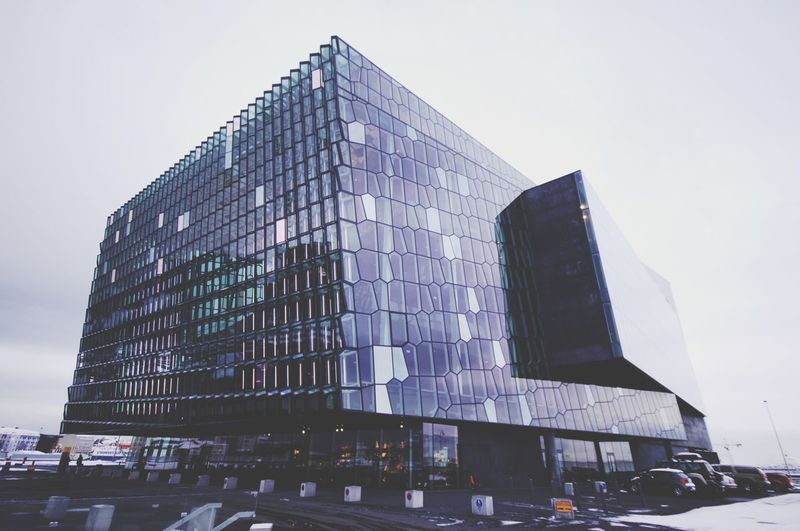 Iceland Reykjavik Harpa Operahouse Architecture Great building! Loveit !
