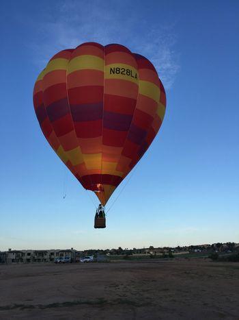 Hotairballoon Newmexico
