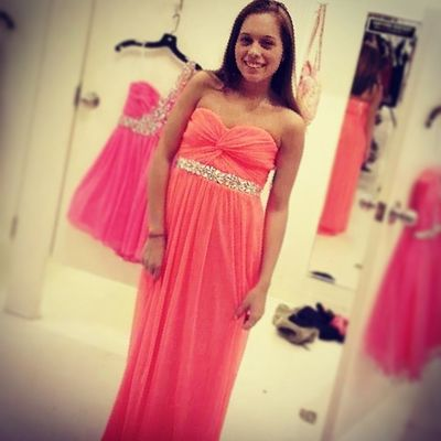 Prom dress hopefully ♡ I can't wait for prom. 2014