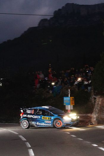 Pushing hard 2016 Catalunya Dawn Ford Mads Ostberg Rally SPAIN Wrc First Eyeem Photo M-Sport