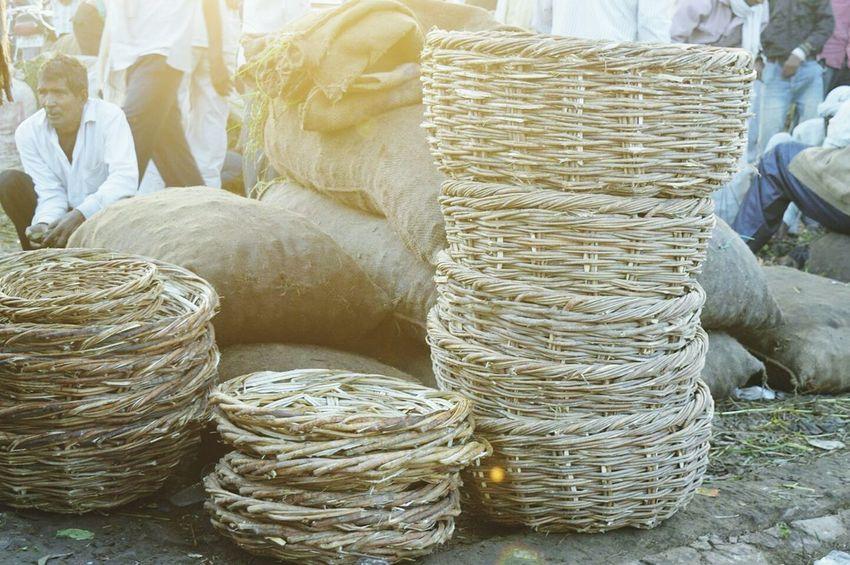 Baskets UttarPradesh India Randomclicks📷