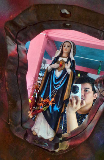 Mama mary Mother Of All Mother Reflected Glory Reflection Perfection  Reflection_collection To God Be The Glory Virgin Mary