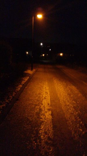 Walking Alone... Light In The Darkness †