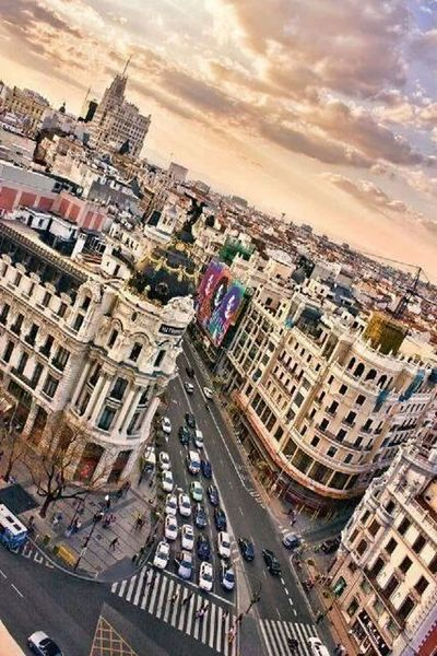SPAIN The Most Beautiful City EyeEm Best Shots