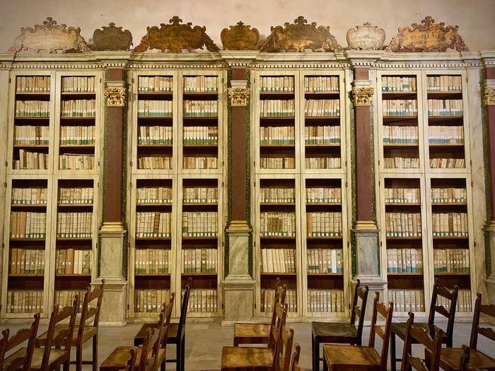 Library - Italy