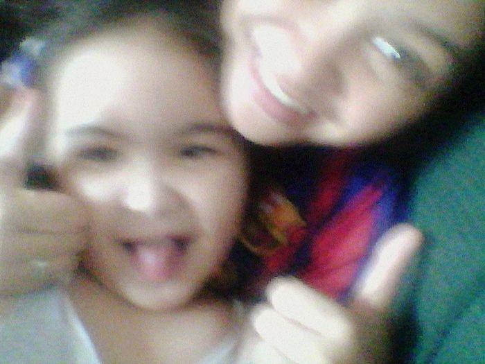 kulitan...moment with tisay:)