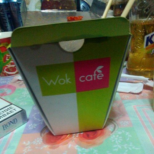 Wok Wokcafe Noodle Instafood