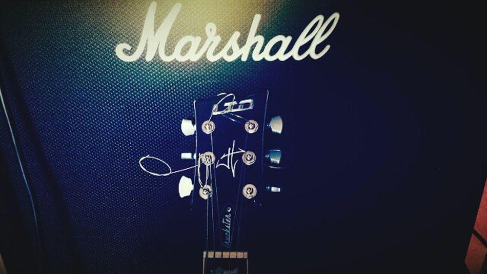 Play ! Marshall Ltd Electric Guitar James Hetfield