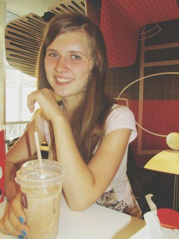 отдых воспоминания  приятно макдональдс кушаем Еда смешная смешно Лето2015 идеи для фото люблю