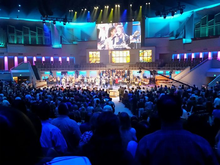 First Babtist Church in Orlando. This n sunday morning. Enjoying Life Family Time Church Praising The Lord Place Of Worship