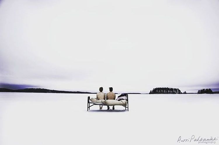 Lake Frozenlake Nikon Photographer Fineart