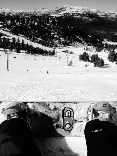 Resting In The Snow ❄ Snowboarding Blackandwhite Taking Photos Snow ❄ Check This Out From My Point Of View Hanging Out