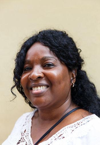 cuban woman on