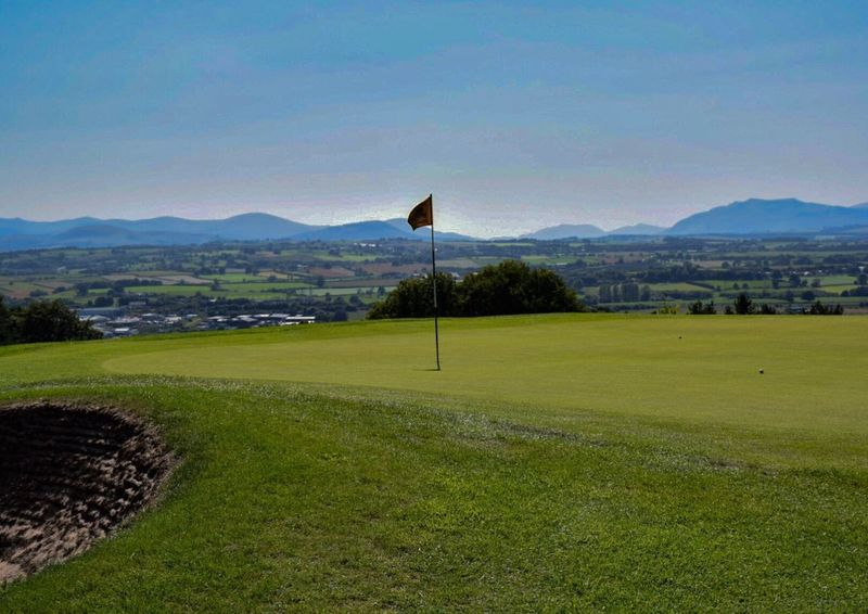 Penrith Golf Club // Lakes Collection 🌅 Golf Course Golf Grass Golf Flag Flag Sport Green - Golf Course Outdoors Nature Tree Mountain Day Beauty In Nature Tranquility No People Scenics Sky Penrith Lake District
