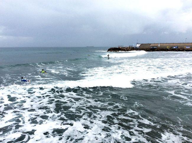 Sea Surfing Surf