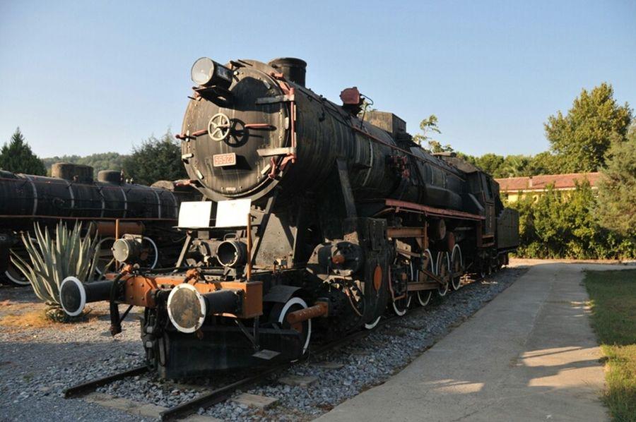 Train Locomotive Train Museum