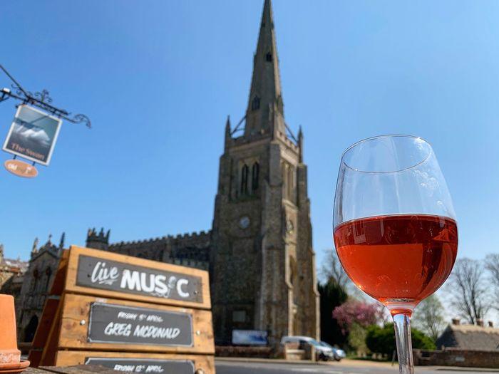 Wineglass Wine