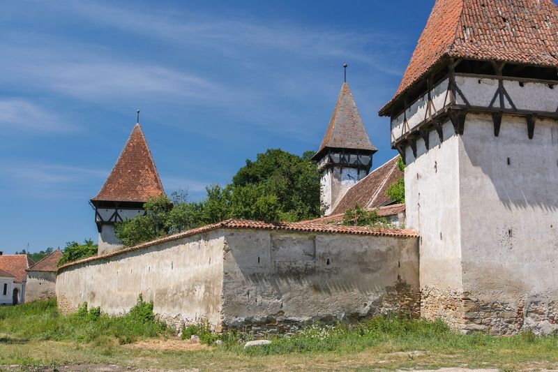 Church Place Of Worship Romania Spirituality Transylvania Bell Tower Church Architecture Fortified Church History Place Of Religion Religion Architecture Saxons Spirituality, Travel Destinations Village