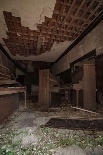 Abandoned Old