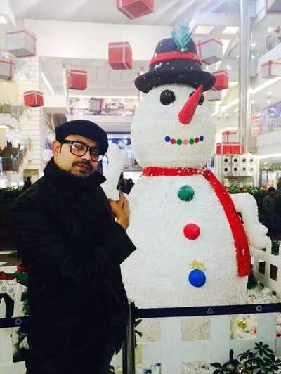 Frosty The
