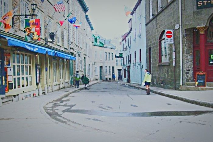 Canada Backroads Cityscapes Quebec