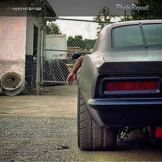 "By @rockstargarage ""Headed out! Camaro Muscle TheWeekend "" via @PhotoRepost_app"