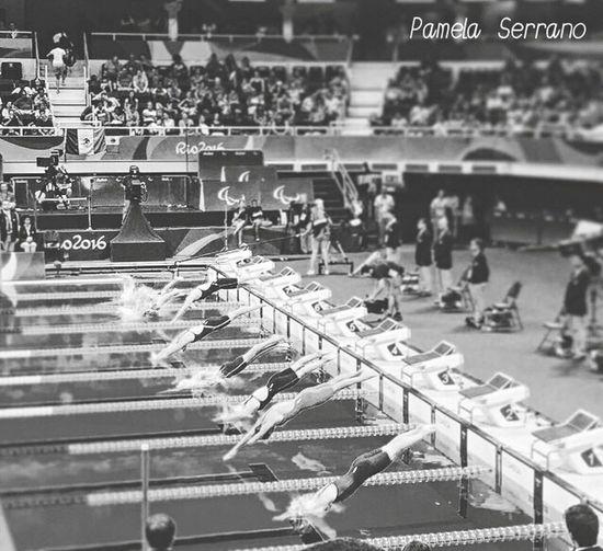 Paralimpico Rio2016 Natacion  Competition Swimming Nadar Paralimpic Games