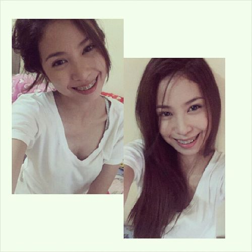 Dark Hair PagBlondeDawKasiPangMuroAmi :( Selfie