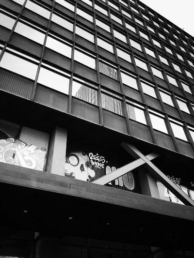 Olvidado Graffiti Blackandwhite Blackandwhite Photography Black And White Collection  Blancoynegro Mexico City Cdmx Rees Bmone