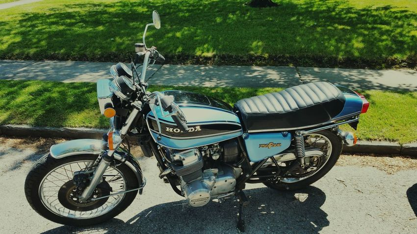 CB750 Honda Motorcycle