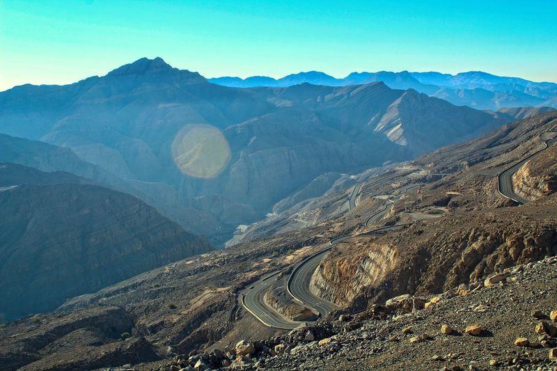 Jais mountain