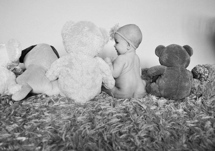 Baby Teddy Bear Happiness Cute Babyhood People My Love Baby Girl Baby Love  Lovemylife Happybaby Goodday Mysweetbaby