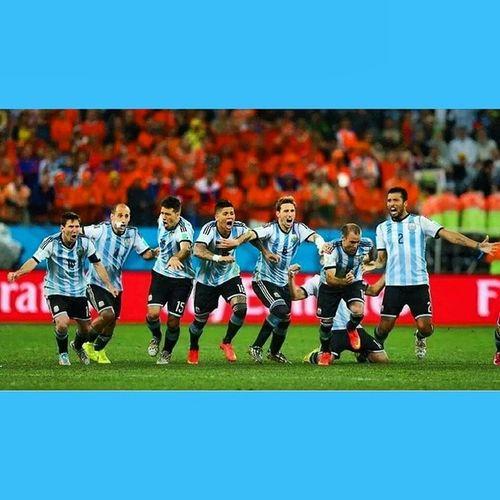 Argentina Mundial2014 Brasil2014 Vamoscarajo Vamosargentina :')