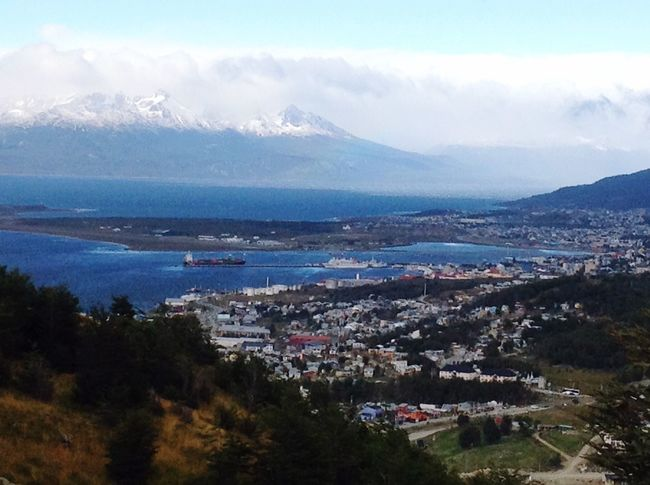 Arakur Patagonia Argentina Gracias Ushuaia Beautiful Landscapes The End Of The World Ice Ports