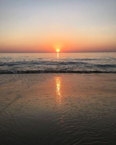 Thailand, Phuket No Filter Sunset