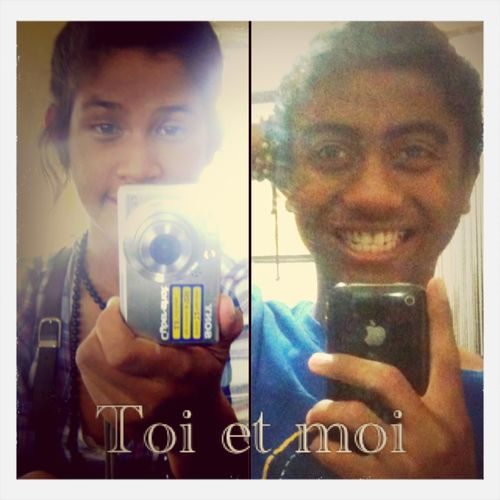 She and Me .. Forever