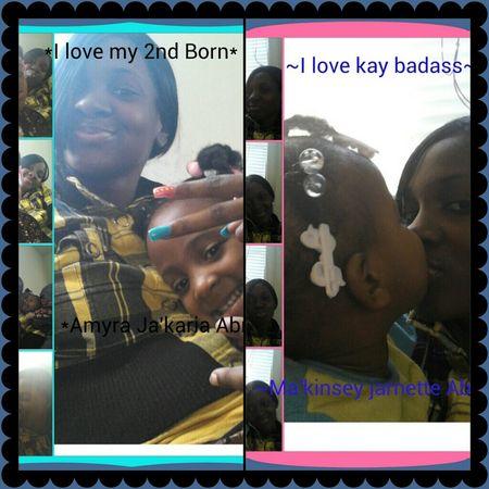 My 2nd Born Nd 3th Born