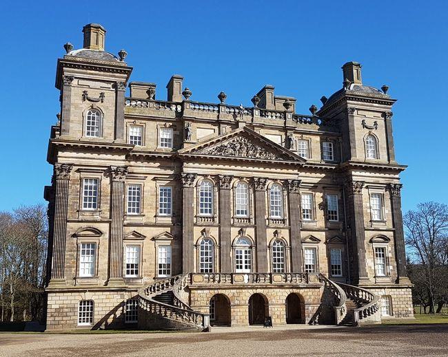 Aberdeenshire Visit Scotland Banff  Scotland Historic Duff House Architecture Building Royal Person Exterior The Past
