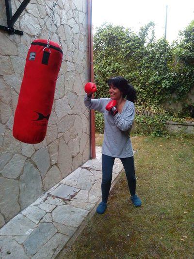TwentySomething Boxing Boxer Sports
