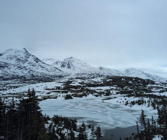 Adventure Club 43 Golden Moments On The Way Alaska Skagway Travel Eyeem Philippines