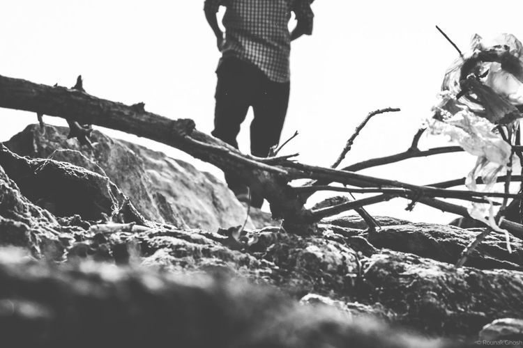 to the times when the ground seems uneasy One Man Only B/w Series B/w Nature B/w Collection B/W Photography Matte Check This Out Faded Faded_world Blackandwhite Blackandwhite Photography Real People Eye4photography  Day Adventure Outdoors Men One Person People Eye4photography  Low Angle View Different Perspective Nature Check This Out 😊 EyeEm