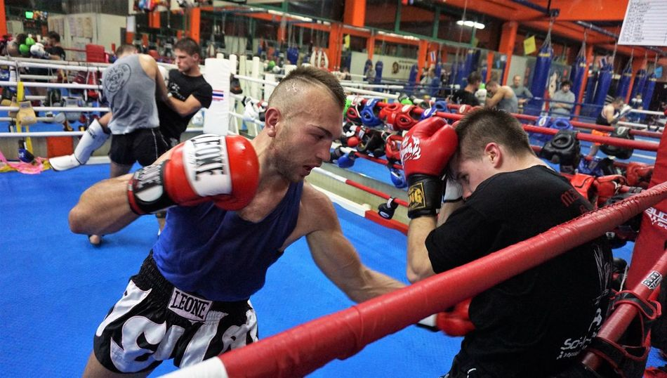 sparring session with Samo Petje Boxing Zagreb, Croatia Adult Boxing - Sport Boxing Glove Boxing Ring Competition Competitive Sport Glove Kickbox Training Kickboxer Kickboxing Liver Shot Samo Petje Sparring Session Sport