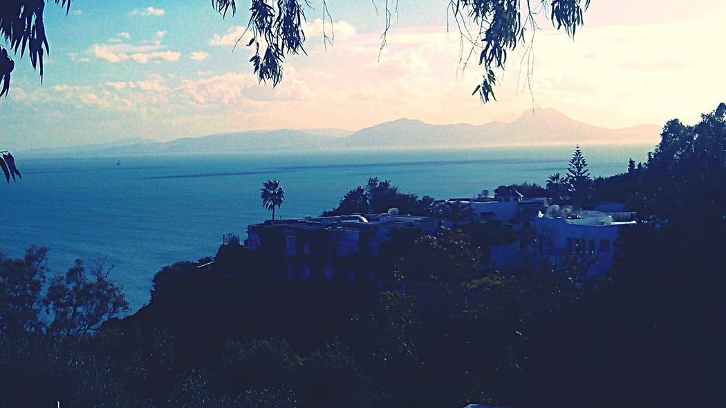 Hanging Out Taking Photos Enjoying The View Sidi Bou Said IPhoneography Check This Out Tunisia Sunset EyeEm Nature Lover Nature