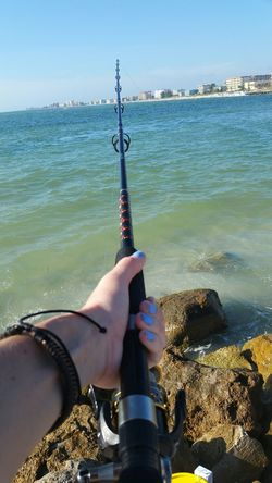 The Tourist Photo fishing with the family in sunny Treasure Island Florida. the tourists, EyeEm Nature Lover Enjoying Life Photo Of The Day Favorites