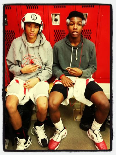 Wit The Bro After The W
