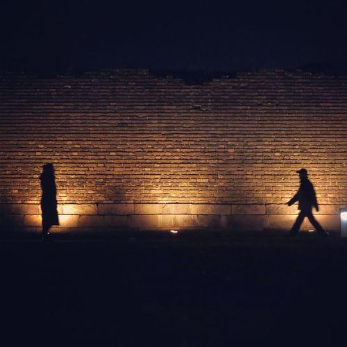 夜•明城墙遗址公园 Goodnight Beijing EyeEm Best Shots Instagram